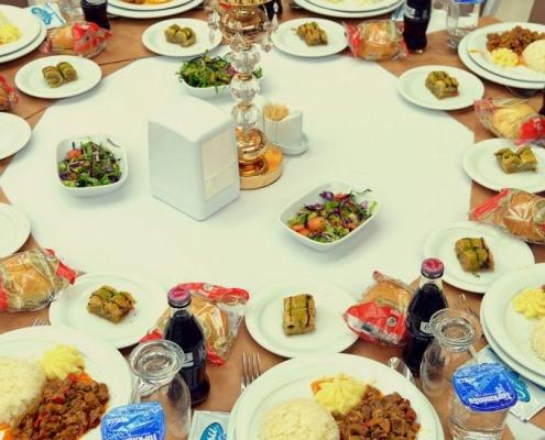 Narlıdere Düğün Yemeği